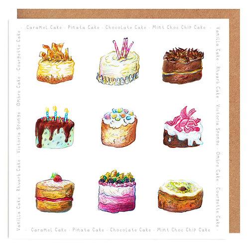 Cake Spot card