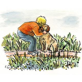 dog cuddles w.jpg
