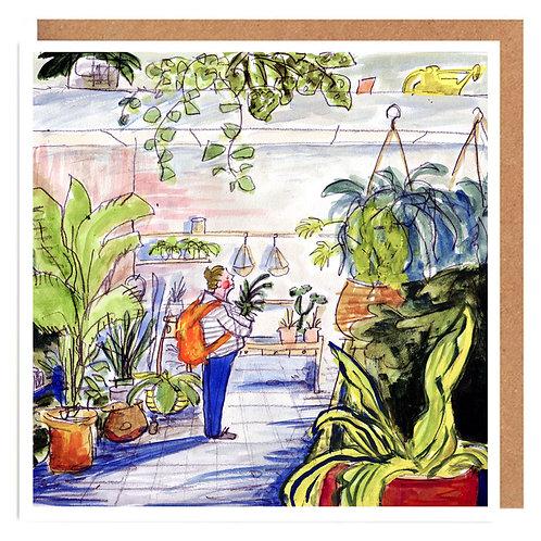 Plant shop 1 card