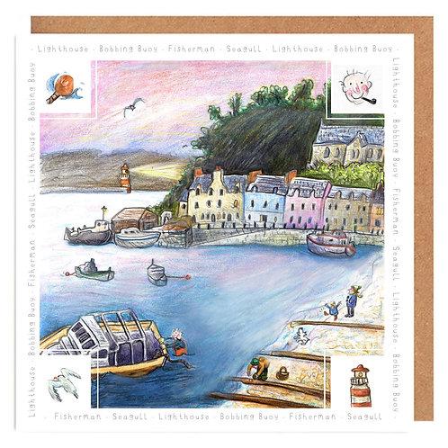Harbour Spot card