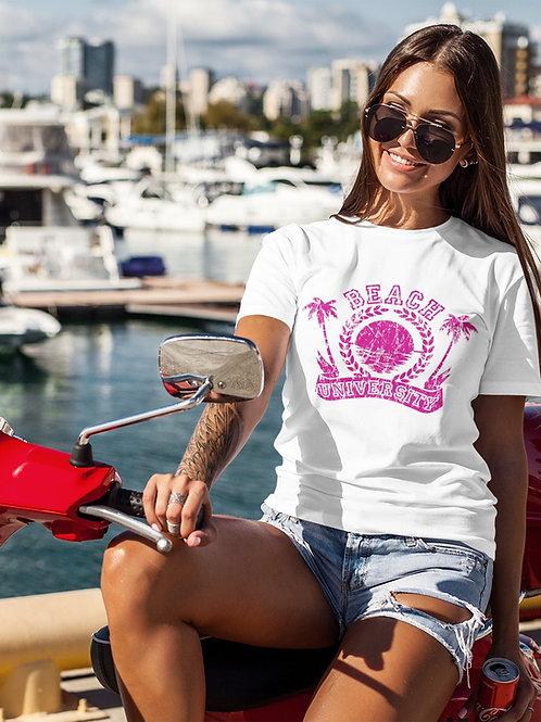 Camiseta Beach University