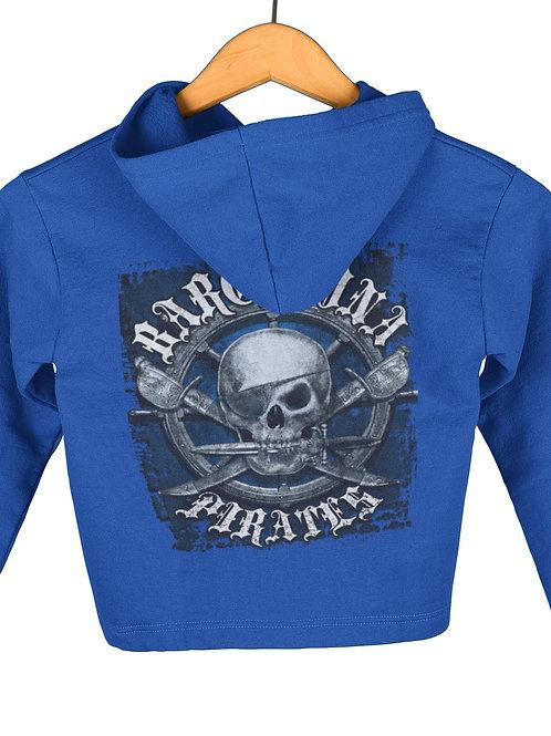 Sudadera Infantil Pirates Calavera