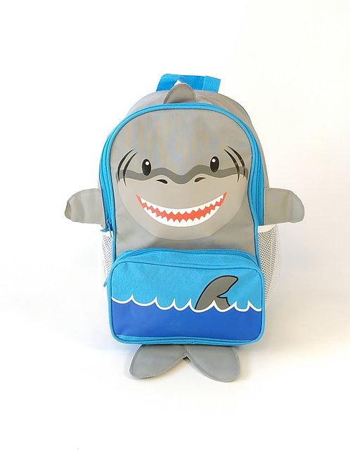 Mochila Tiburón Sonriente