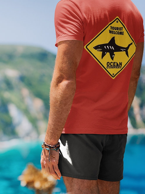Camiseta Señal de Tiburones