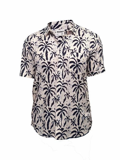 Camisa Hawaiana Unisex - Bora Bora