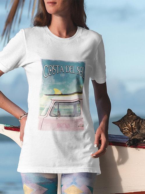Camiseta Furgoneta y Surf