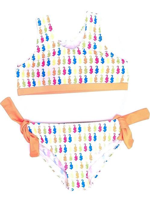 Bikini Infantil Caballitos
