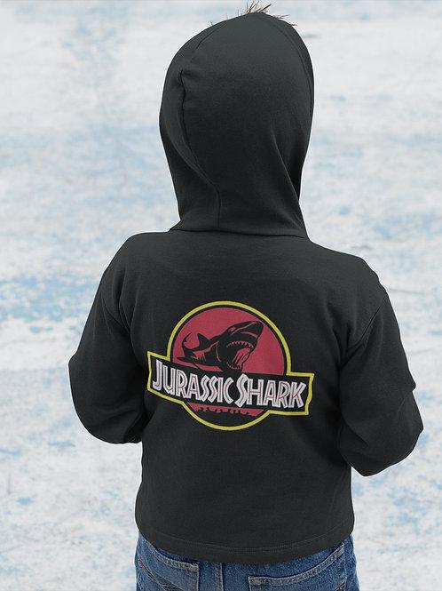 Sudadera Infantil Jurassic Shark