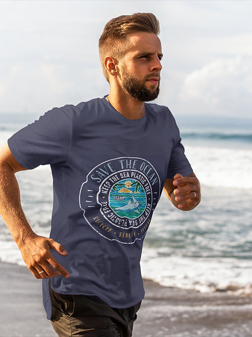 Camiseta Save the Ocean