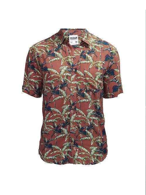 Camisa Hawaiana Unisex - Bali