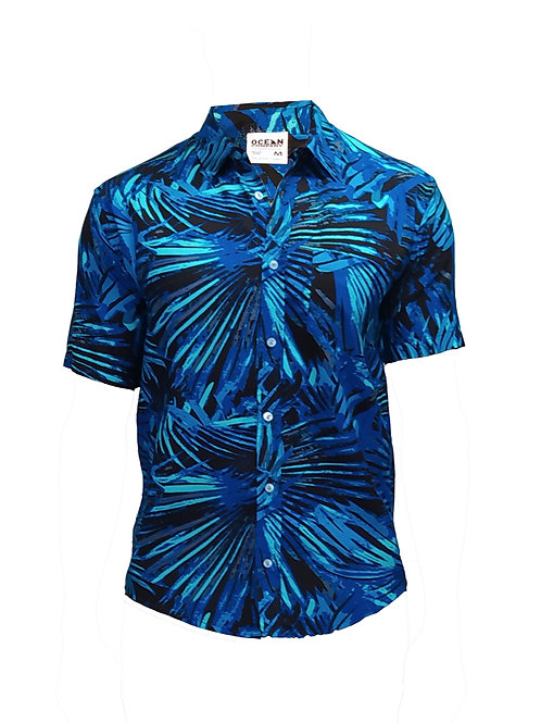 Camisa Hawaiana Unisex - Pacific