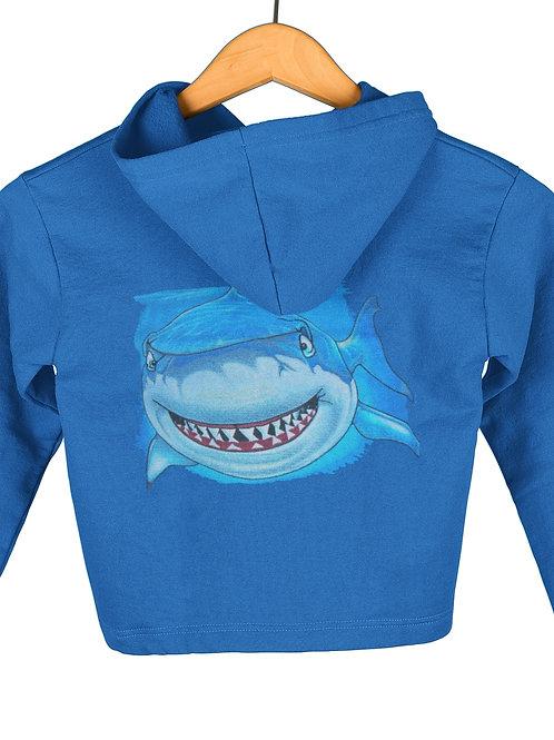 Sudadera Infantil Tiburón Sonriente