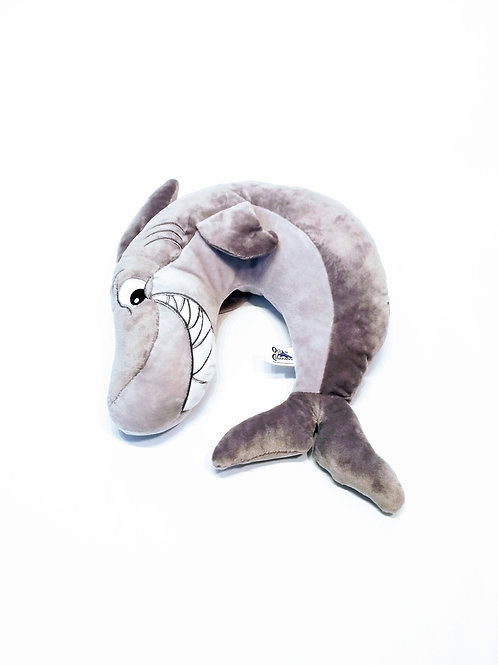 Sharky Pillow