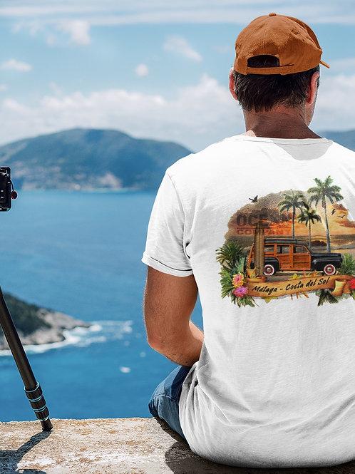 Camiseta NWT Coche Surfero