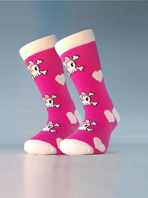 Pack de 2 pares de Calcetines Pirate Girl