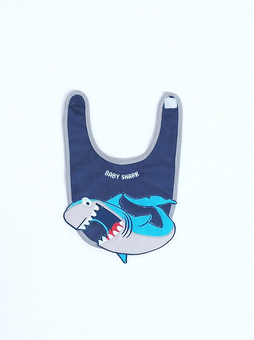 Babero Baby Shark