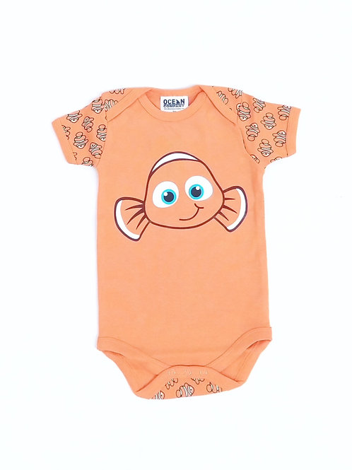 Body Bebé Pez Payaso