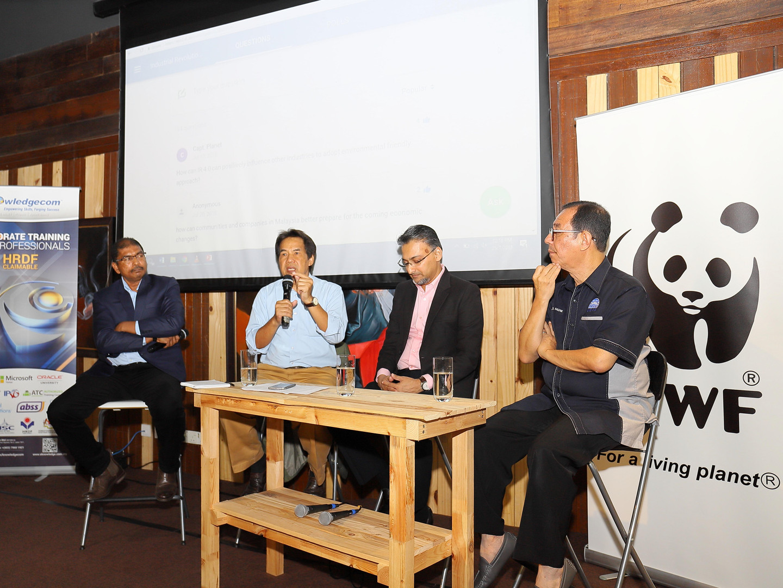 IR 4.0 Forum 2018 at Oasis Square Damans