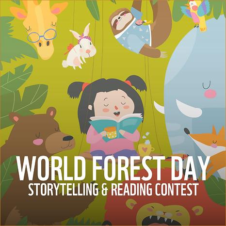 World Forest Day_Storytelling & Reading