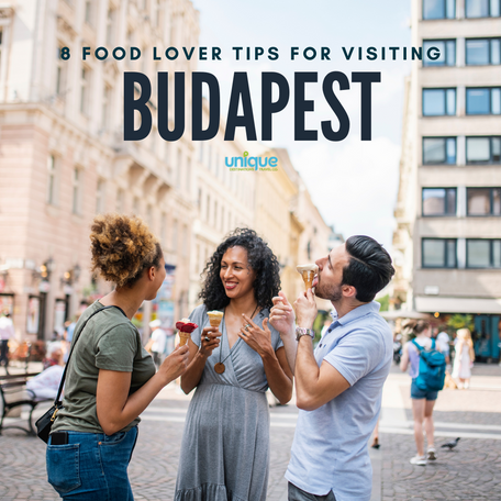 8 Food Lover Tips For Visiting Budapest