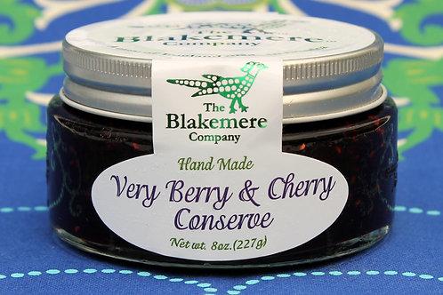Very Berry Cherry Conserve