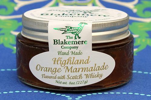 Highland Orange Marmalade with Scotch Whisky