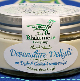 Devonshire Delight Clotted Cream