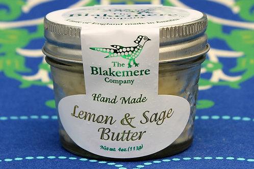 Lemon & Sage Handmade Herb Butter