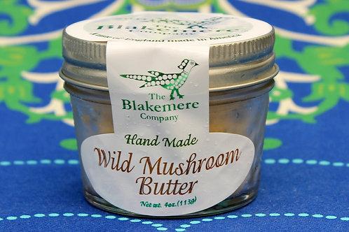Wild Mushroom Handmade Herb Butter