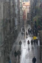 Rainy Day in Bilbao