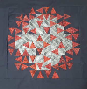 Covod Quilt