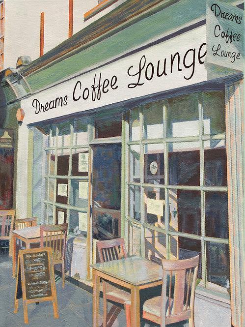 Dreams on St Giles Street