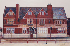The Old White Hart, Northampton