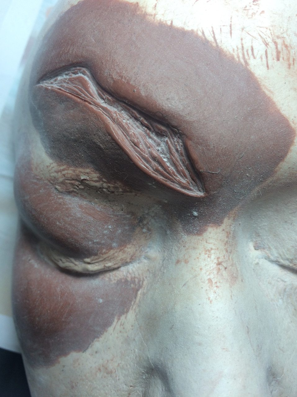 Prosthetics sculpt