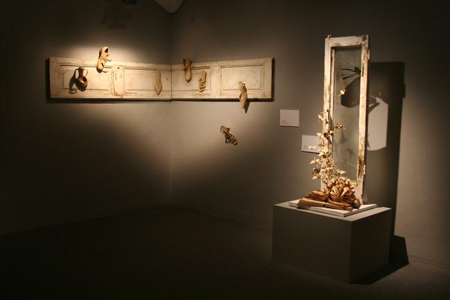 Art Installation For Drap Art at CCCB