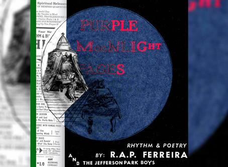 Album Review: R.A.P Ferreira – 'Purple Moonlight Pages'