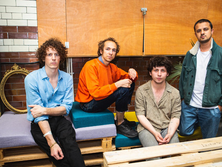 Interview: Mystery Jets