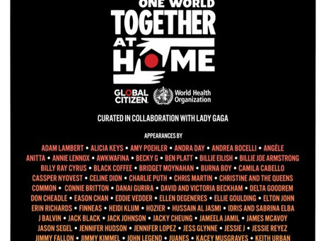 More Than Music: The Global Citizens Concert review