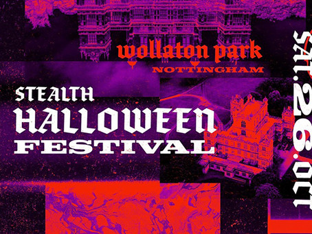 Preview: Stealth Halloween Festival
