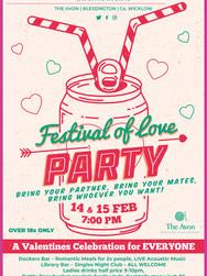 Valentines Promo Poster B