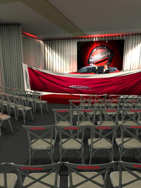 Nissan Conference Render