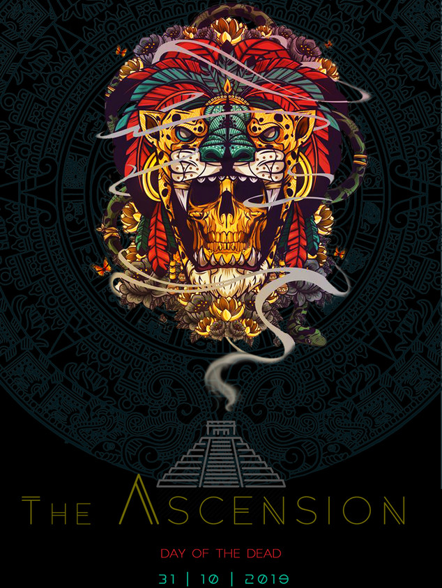 Poster B -  The Ascension