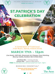 St Paddys Day Poster B