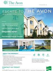 Holiday Home Rental Promo Print