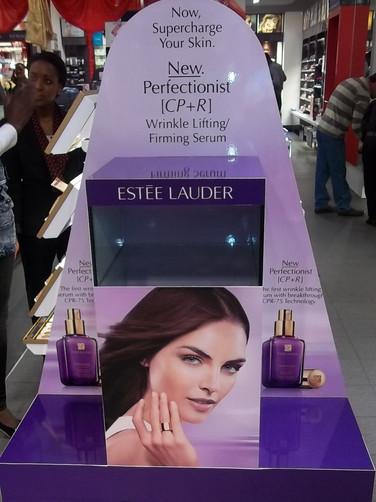 InStore Estee Lauder Display Stand
