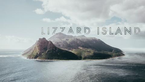 Holding slide LIZZARD ISLAND