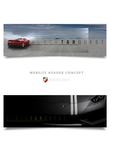 BTQ Website Header