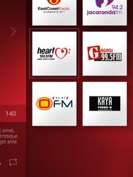 Radio App Dev