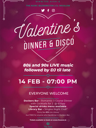 Valentines Promo Poster A