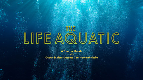 Life Aquatic Opener B